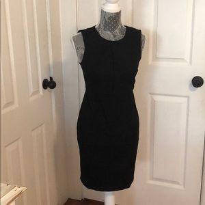 Banana Republic size 2P black dress